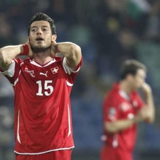 BULGARIA SWITZERLAND EURO 2012 SOCCER